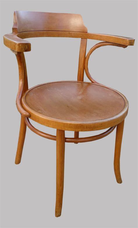 siege thonet fauteuil de bureau thonet assise pleine