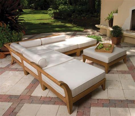 wood sofa plans outdoor wooden sofa patio furniture