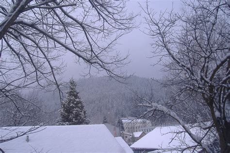 quincy ca snowing day    window