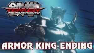 Tekken 5 King Ending   www.imgkid.com - The Image Kid Has It!