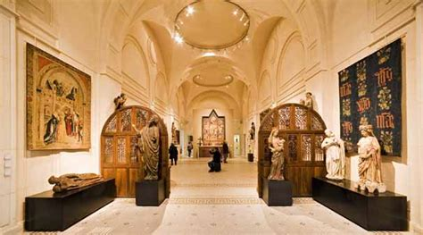 museum of decorative arts in free with the pass