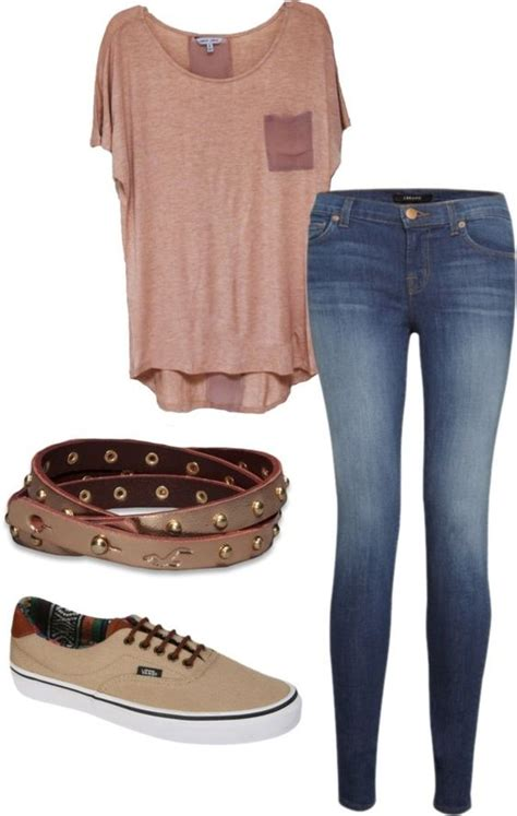 Cute college outfits for spring - myschooloutfits.com