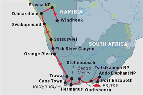 namibia south africas garden route peregrine