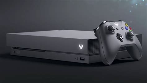 xbox 1 scorpio xbox one scorpio revealed as the powerful xbox one x alphr