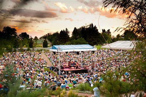 denver botanic gardens concerts denver botanic gardens to kick summer concert series