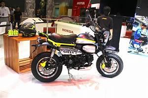 Honda Monkey 125 : honda monkey 125 concept unveiled at the 2017 vietnam ~ Melissatoandfro.com Idées de Décoration