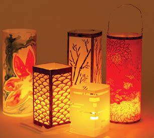 make a floating lantern supplies at blick materials supply store