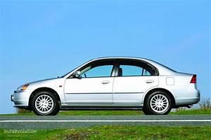 Honda Civic Sedan Specs - 2000  2001  2002  2003
