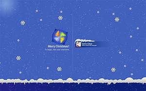 Christmas Windows XP Login Screen