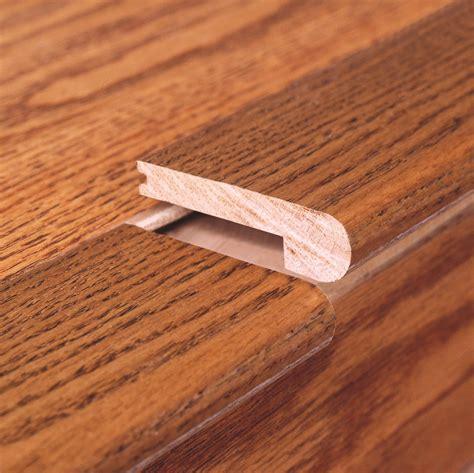 flush stair nose stair nose flush mount bullnose transition molding for wood flooring elegance plyquet