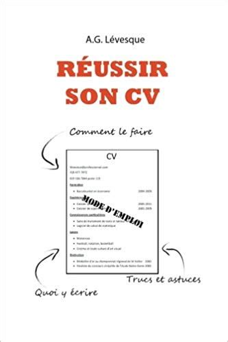 Comment Présenter Un Cv Exemple by Comment Presenter Un Cv Modele De Cv Exemple Et Type