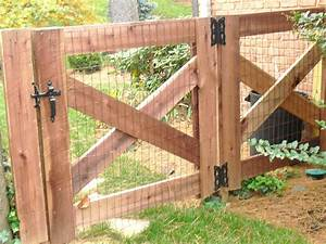 Wood the fence company llc landscaping ideas for How to build a dog fence with wood