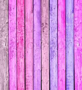 Pink Wood Background stock photo