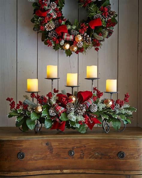 Weihnachtsdeko Fenster Kerzen by 90 Verbl 252 Ffende Weihnachtsdeko Ideen