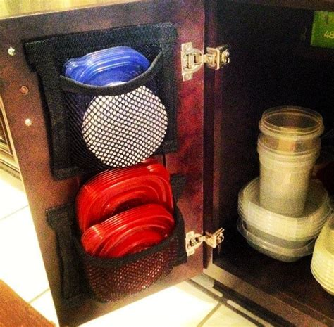17 Best Images About {organize My} Tupperware On Pinterest