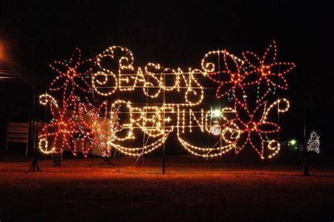 take this christmas lights road trip in louisiana for