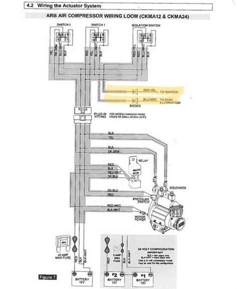 Arb Twin Compressor Wiring Tacoma World
