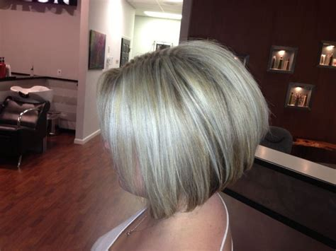 Stacked Bob Haircuts, Short Bob