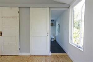 la porte coulissante pour la salle de bain archzinefr With porte coulissante interieur pour salle de bain