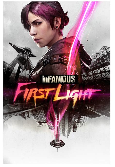 Infamous Second Son Logo The Vista S Review Infamous First Light Into The Geek