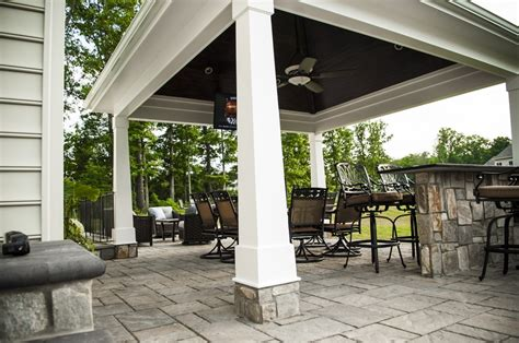 portico  porch jk general contractor