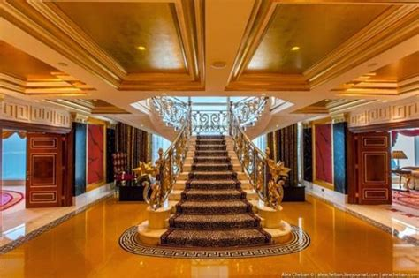 Inside The Most Expensive Seven-star Hotel