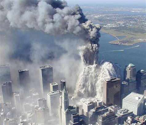 9 11 Twin Towers Collapse