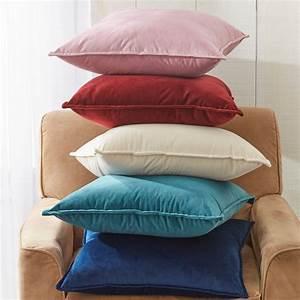 Venice, Velvet, Pillow