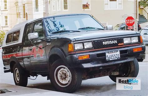 Datsun King Cab by Post Streetside 1984 Nissan And Or Datsun King Cab