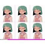 Liar Minami Aesthetic Anime Minamida Spriters Resource