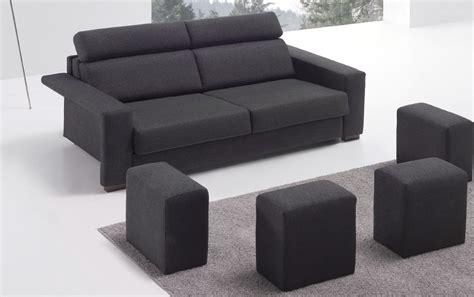 canapé avec pouf intégré canape avec pouf integre maison design wiblia com