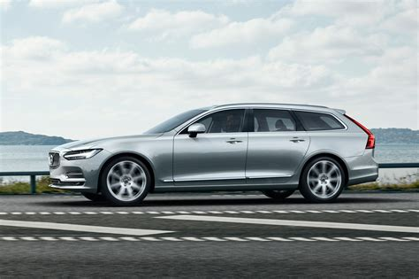 Volvo V90 2018 Revealed The S90s Estate Mate Is Here