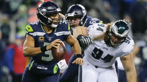 eagles  seahawks score results highlights