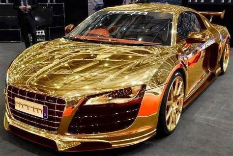 cool golden cars gold car golden cars pinterest awesome audi r8 and cars