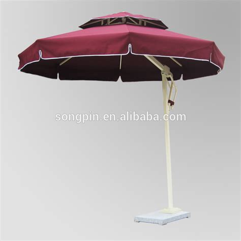 3m heavy duty outdoor umbrellas cantilever patio umbrellas