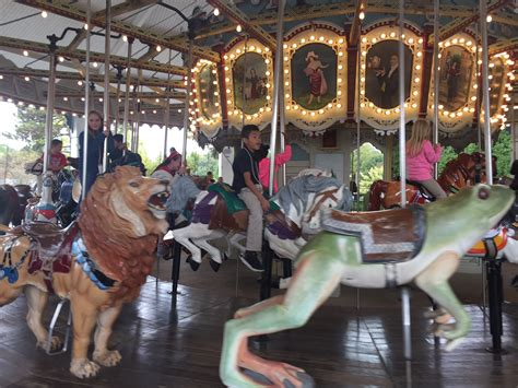 zoo carousel wilt five louisville