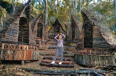 tempat wisata  mangunan dlingo bantul   hits