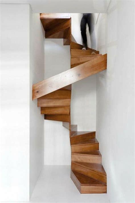 Treppen Für Kleine Räume by Platzsparende Treppen Spiral Treppe Modernes Designidee