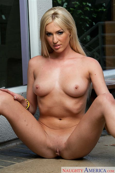 Slim Blonde Girl Is Slowly Getting Naked Photos Alan