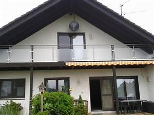Milchglas Für Balkon : balkone schlosserei schaaf ~ Markanthonyermac.com Haus und Dekorationen