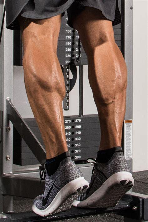 bizarre secret  unlocking calf gains
