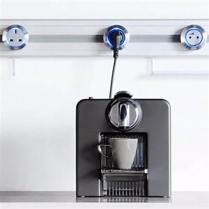 Goulotte Electrique Avec Prise : eubiq barre support ustensiles 400mm pour bandeau sh1 ~ Mglfilm.com Idées de Décoration