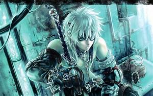 Anime Warrior Wallpapers - Wallpaper Cave