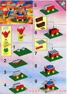 Lego 6236 King Kahuka Set Parts Inventory And Instructions