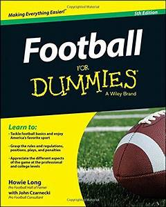 Football 101 For Moms  And Clueless Dads