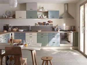 Pinterest Cuisine : mobilier au design vintage scandinave relooker meubles ~ Carolinahurricanesstore.com Idées de Décoration