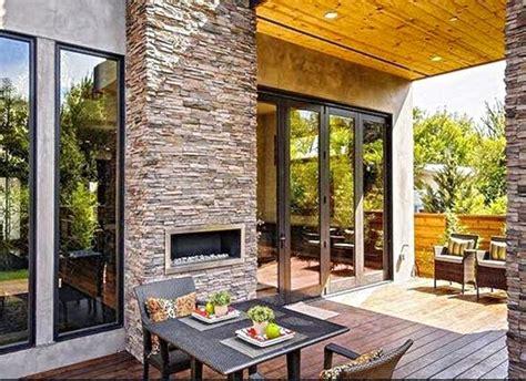 contoh gambar desain teras rumah minimalis terbaru lengkap