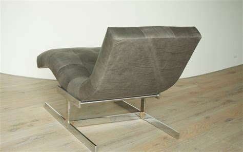A Tufted Lounge Chair By Milo Baughman, Usa, Ca. 1970s At