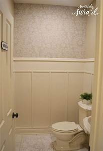 bathroom wall paneling sincerely sara d With bathrooms with panelled walls