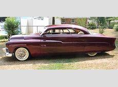 1951 Mercury Custom Lead Sled
